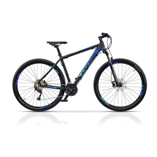 """29"""" GRX9 DB ffi mattfekete-kék"""