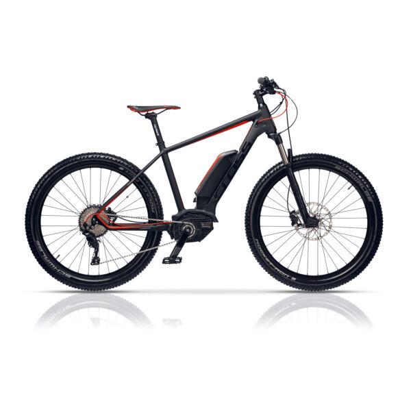 "Element Plus E-Bike 27,5"" Shimano hajtás"