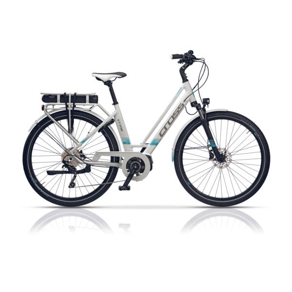 "V-Tron Connect E-Bike 28"" női Shimano hajtás"
